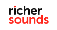 Clients Logo Richer Sounds SS16 - High Speed PVC Roller Shutters S&S Shutters